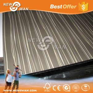 15mm Thickness 4X8FT Size Wood Grain UV MDF pictures & photos