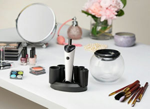 Luxe Makeup Brush Cleaner - Cleans and Dries All Makeup Brushes in Seconds. pictures & photos