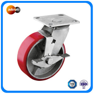 Heavy Duty Wheel Lock Industrial Casters pictures & photos