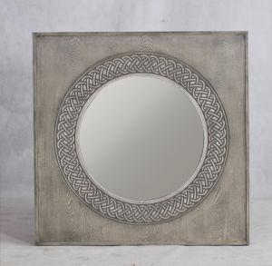 Home Decoration Elegant Decorative MDF Wall Mirror Frame pictures & photos