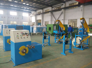 1-6 Sq mm Core Cable Wire Wrapping Machine pictures & photos