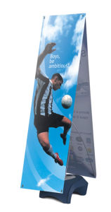 Outdoor X Banner/Water Tank X Banner pictures & photos