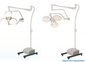 Mobile Emergency Operation Theatre LED Surgical Operating Light pictures & photos