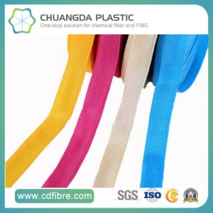Customized Colourful PP Mesh-Belt for Outdoor Supplies pictures & photos