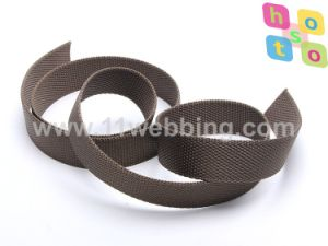 30mm High Quality Nylon Webbing, Wovne Nylon Twist Webbing pictures & photos