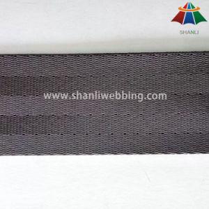 High Tenacity 1.5 Inch Black Coffee Nylon Seatbelt Webbing pictures & photos