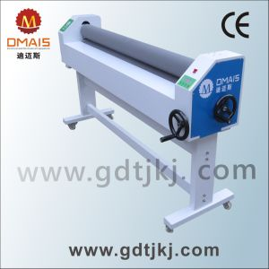 DMS Warm Roller High Stability Manual Laminator pictures & photos