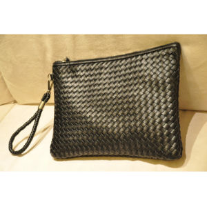 Favorable Price New Design Fashion Style Colorful Weaves Bag (9413) pictures & photos