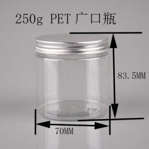 250ml Pet Jar with Aluminium Lid pictures & photos