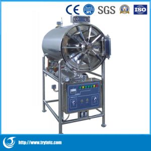 Autoclave Sterilizer-Horizontal Cylindrical Pressure Steam Sterilizer pictures & photos