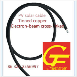 UL 4703 12AWG 10AWG 8AWG Solar PV Cable pictures & photos