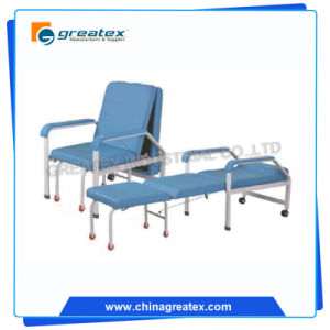 Multi-Functional Accompany Chair, Hospital Foldable Bed, Hospital Furniture (GT-XA2501) pictures & photos