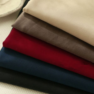 Super Thick Cotton Fabric Twill Tencel-Like Cotton Fabric