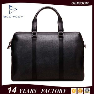 Genuine Leather Bag Factory Supply Custom Logo Design Briefcase Bags pictures & photos