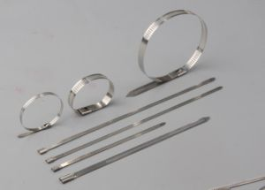 Stainless Steel Cable Ties New Self-Locking Marine Wire Tied pictures & photos