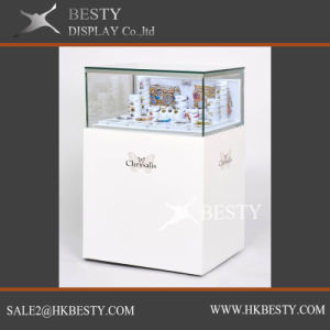 Jewelry Counter Display Showcase with Drawer pictures & photos