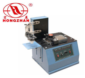 Disc Pad Printing Code Printer for Metal Ceramics Electronics pictures & photos