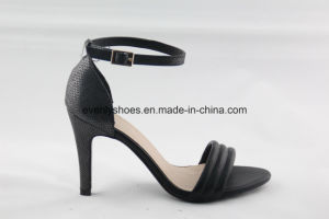 Open Toe Lady Sandal High Heel Women Shoes for Fashion pictures & photos