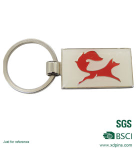 Factory Supply Promotion Gift Print Key Chain pictures & photos