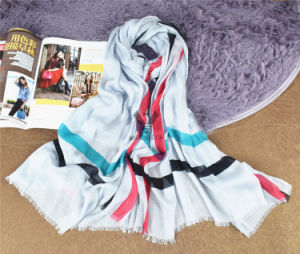 Women′s High Quality Wholesale 100%Modal Soft Texture Scarf pictures & photos