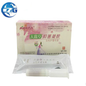 Medical Vaginal Disinfection Nursing Female Health Vaginal Gel pictures & photos
