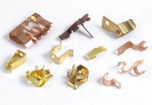 Precision Stamping Part/Metal Part/Spring Terminal pictures & photos