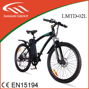 Great Quality 4.0inch Fat Electric Bike Lmtdf-23L pictures & photos