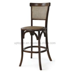 Classical Solid Wood High Bar Chair (SP-EC454) pictures & photos