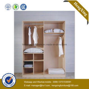 Wooden Bedroom Furniture Walk-in Closet Wardrobe (HX-LC2035) pictures & photos