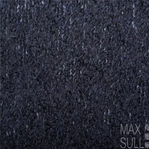 Wool /Cotton /Acrylic Mixed Wool Fabric for Autumn Season in Black