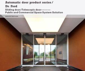 Automatic Telescopic Sliding Door pictures & photos