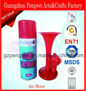 250ml Party Noise Maker Aerosol Hand Air Horn pictures & photos