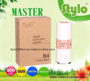 B4 Master Roll for Use in Duplo pictures & photos
