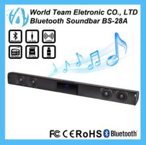 Professional Audio Stereo Music Wireless Digital Bluetooth Speaker Portable Amplifier Soundbar Speaker