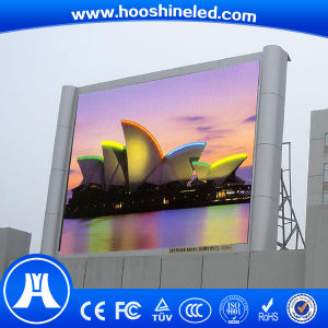 Waterproof Full Color P10 High Brightness Outdoor LED Display pictures & photos