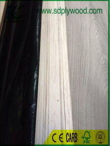 Natural Wood Veneer Crown Cut White Oak for Furniture, Boards pictures & photos