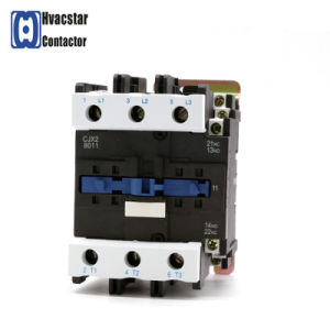 Factory Price Cjx2 8011 LC1 AC Contactor 24V AC 80A pictures & photos