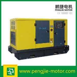 Silent Type Turbocharged Water Cooled Generator Price List Powered by Perkins 2206c-E13tag3 pictures & photos