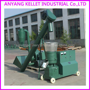 Corn Stalk Flat Die Pellet Machine for Sale with Wholesale Price