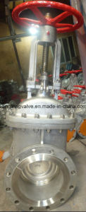 Stainless Steel Gate Valve with Flanged End