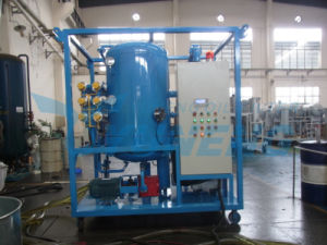 High Vacuum Insulating Oil Regeneration Purifier Transformer Oil Filtering Machine pictures & photos