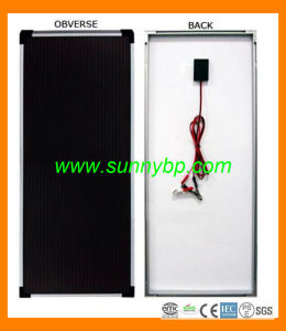 50W Amorphous Solar Panel for Sale pictures & photos