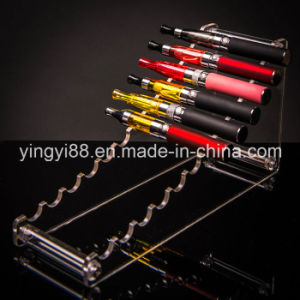 Hortizontal Acrylic Display Stand for E-Cigarette pictures & photos