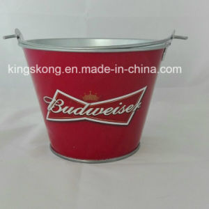 Hot Sales Tin Ice Bucket pictures & photos