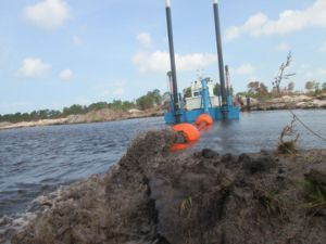 Cutter Suction Dredger 10 Inch (LDCSD-250) pictures & photos