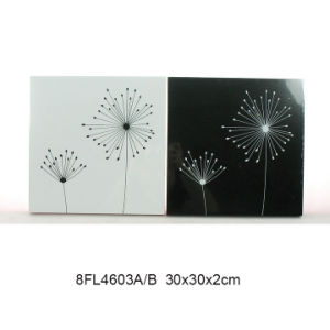 Carb MDF Flower Wall Art pictures & photos