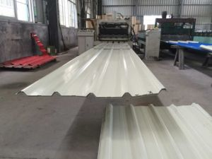 Zinc Color Coated Corrugated Roof Sheet pictures & photos