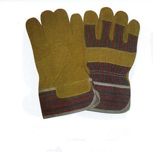 Pig Leather Gloves pictures & photos