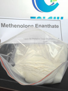 Primobolan Methenolone Enanthate Aromatizing Raw Steroid Powder for Muscle Gaining CAS 303-42-4 pictures & photos