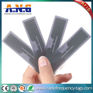 PVC Passive RFID UHF Headlight Windshield Tags for Vehicle Tracking pictures & photos